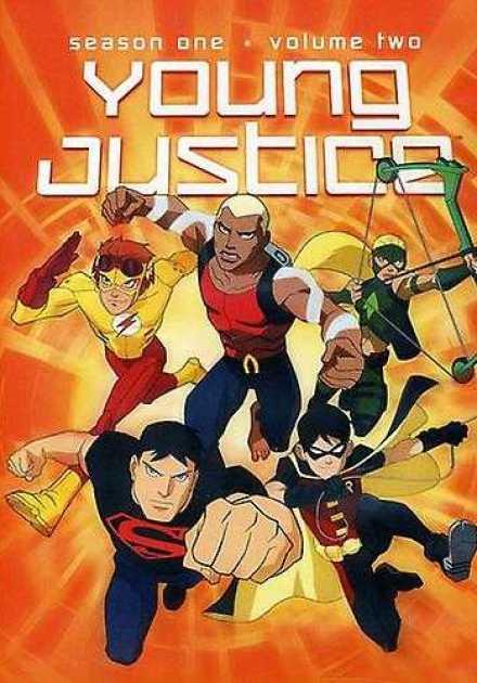 مسلسل Young Justice الموسم الأول