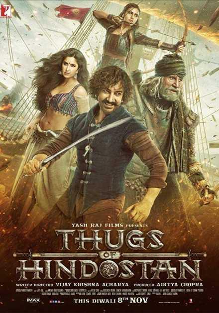 فيلم Thugs of Hindostan 2018 مترجم