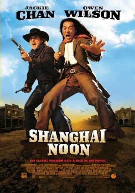 فيلم Shanghai Noon 2000 مترجم