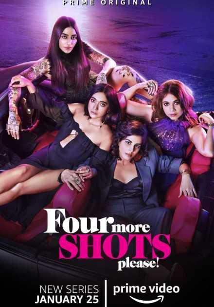 مسلسل Four More Shots Please الموسم الأول