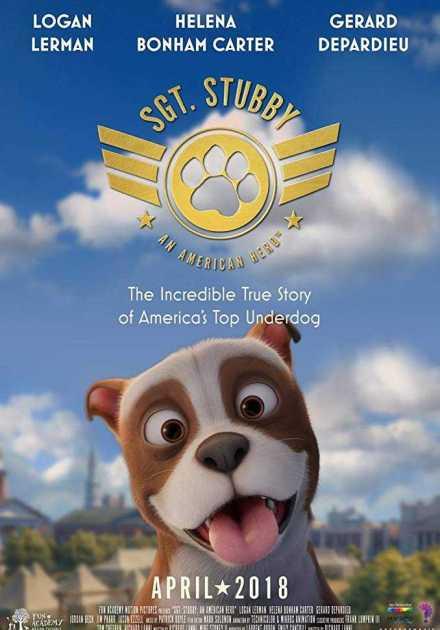 فيلم Sgt Stubby An American Hero 2018 مترجم