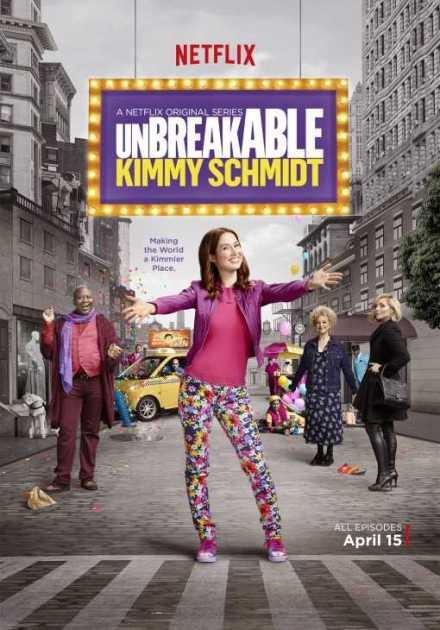 مسلسل Unbreakable Kimmy Schmidt الموسم الثاني