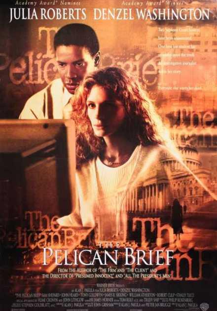 فيلم The Pelican Brief 1993 مترجم
