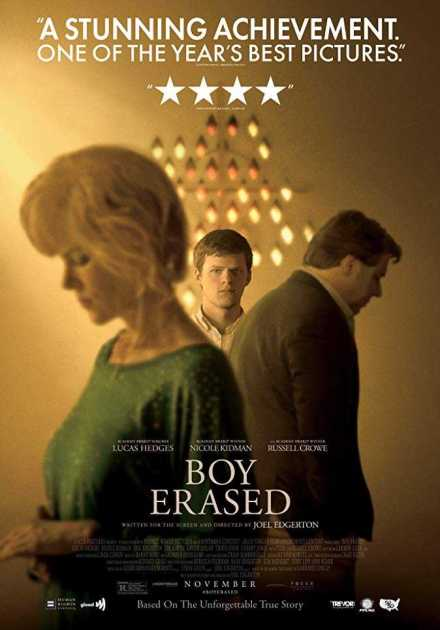 فيلم Boy Erased 2018 مترجم