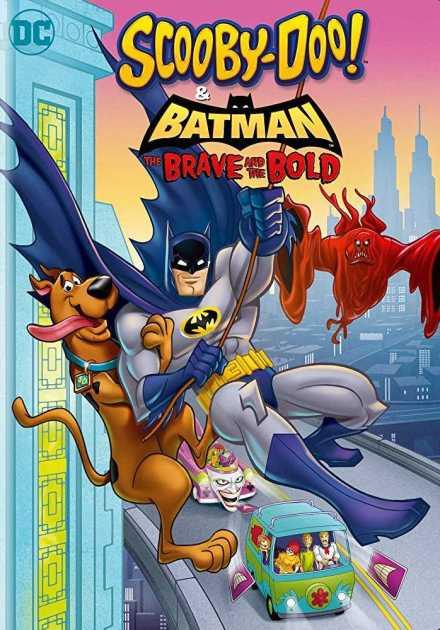 فيلم Scooby-Doo & Batman The Brave and the Bold 2018 مترجم
