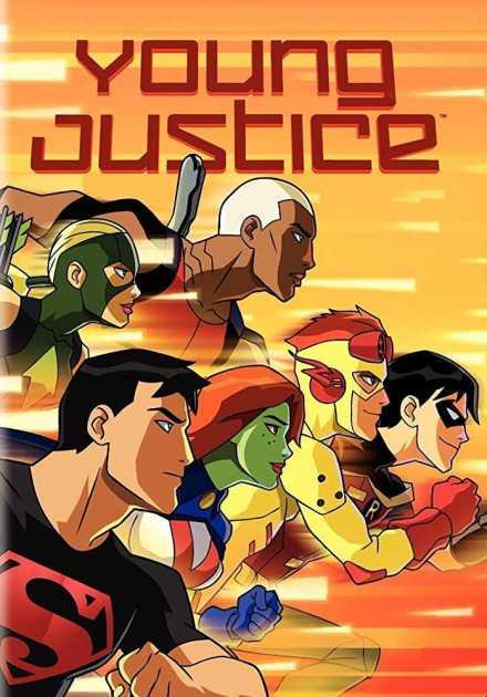 مسلسل Young Justice