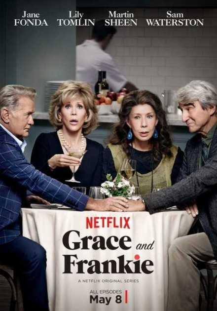 مسلسل Grace and Frankie الموسم الثاني