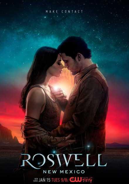 مسلسل Roswell New Mexico الموسم الاول