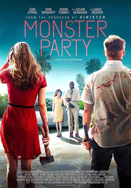 فيلم Monster Party 2018 مترجم
