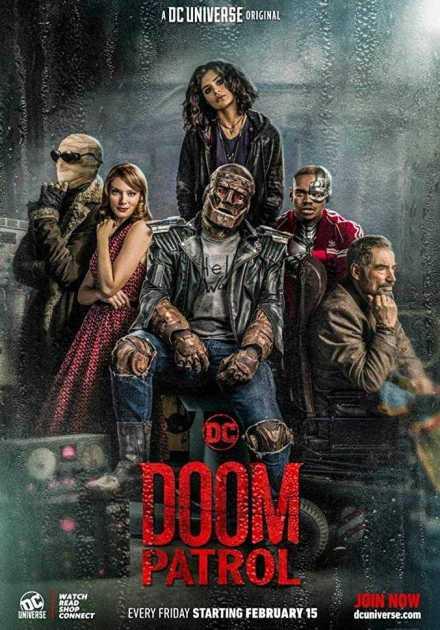 مسلسل Doom Patrol