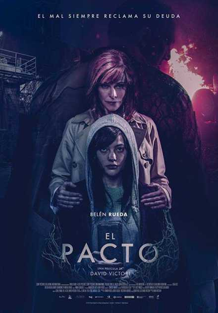 فيلم The Pact 2018 مترجم