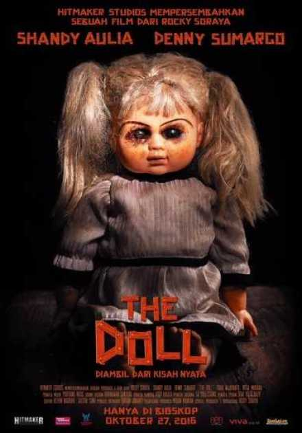 فيلم The Doll 2016 مترجم