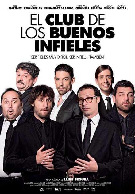 فيلم El club de los buenos infieles 2017 مترجم