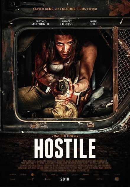 فيلم Hostile 2017 مترجم