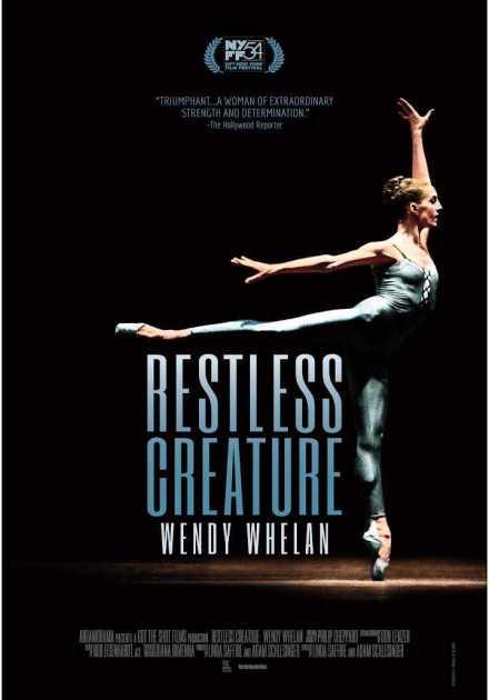 فيلم Wendy Whelan Restless Creature 2016 مترجم