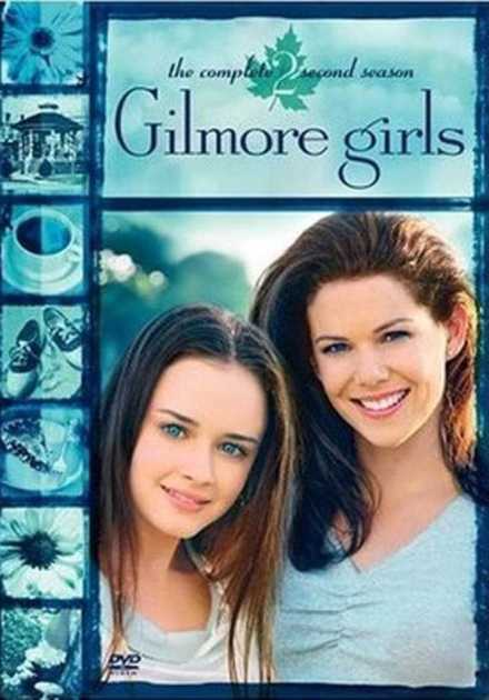 مسلسل Gilmore Girls  الموسم الثاني