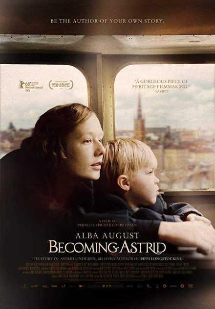 فيلم Becoming Astrid 2018 مترجم