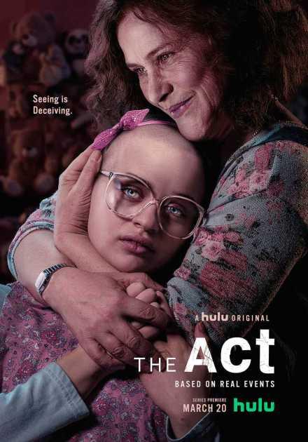 مسلسل The Act الموسم الاول