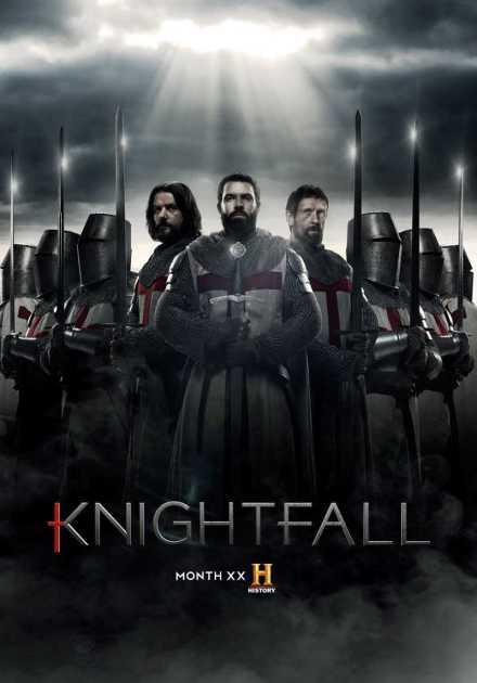 مسلسل Knightfall الموسم الثاني