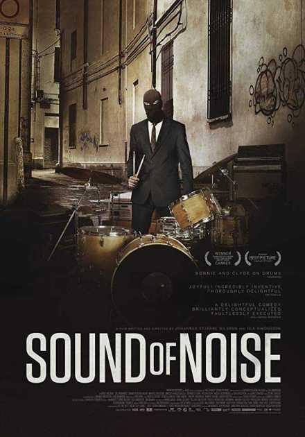 فيلم Sound of Noise 2010 مترجم