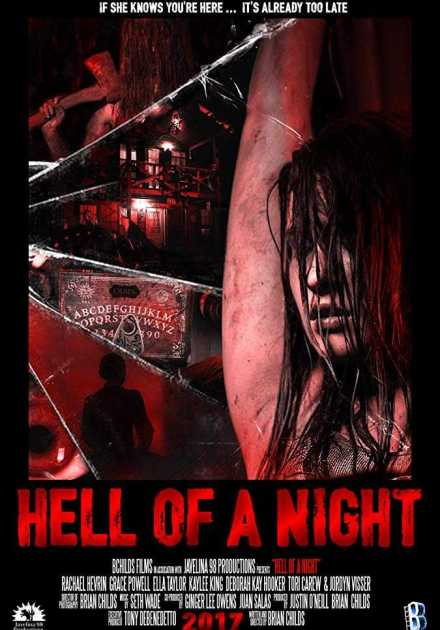 فيلم Hell of a Night 2019 مترجم