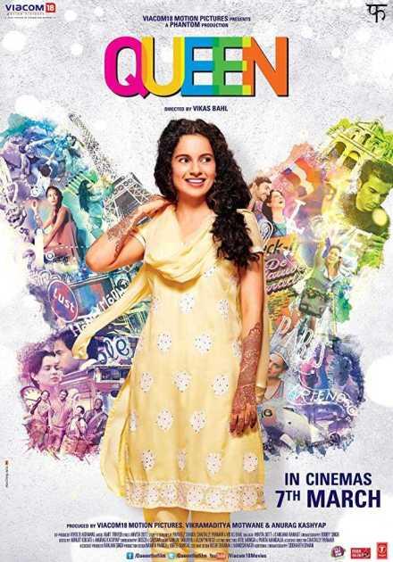 فيلم Queen 2014 مترجم