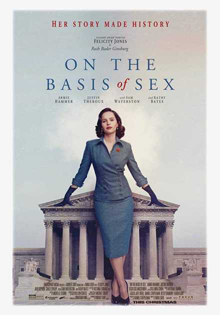 فيلم On the Basis of Sex 2018 مترجم