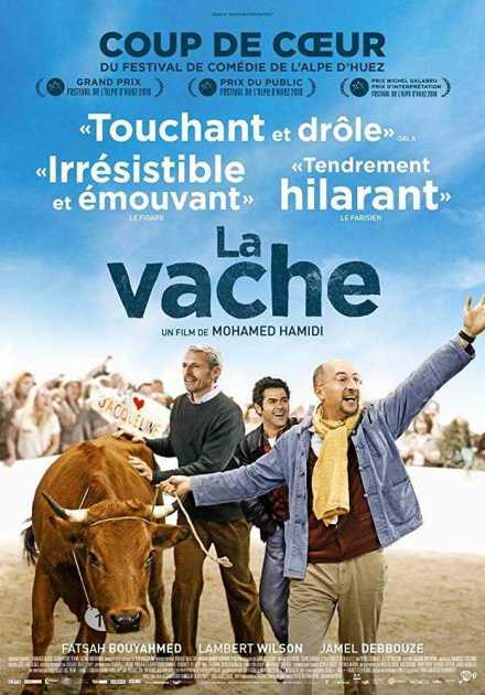 فيلم La vache 2016 مترجم