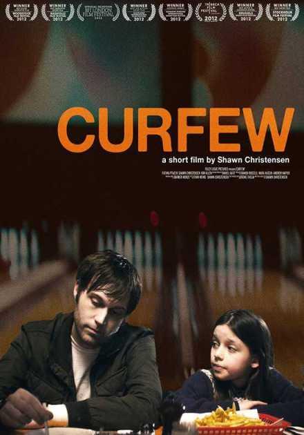 فيلم Curfew 2012 مترجم