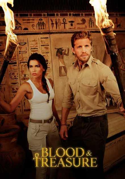 مسلسل Blood & Treasure الموسم الأول