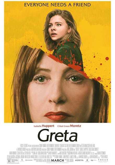 فيلم Greta 2018 مترجم