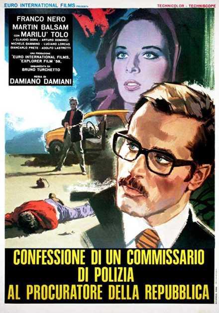 فيلم Confessions Of A Police Captain 1971 مترجم