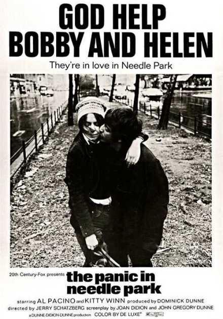 فيلم The Panic in Needle Park 1971 مترجم
