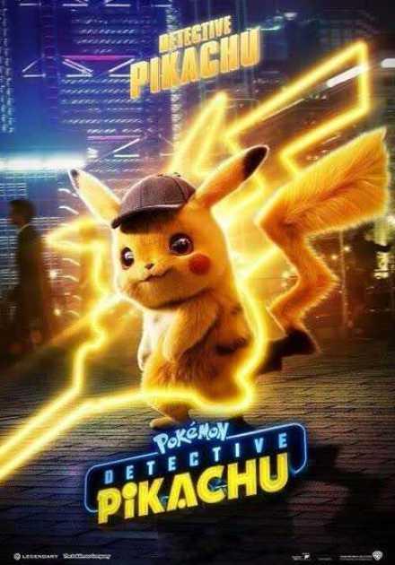 فيلم Pokémon Detective Pikachu 2019 مترجم