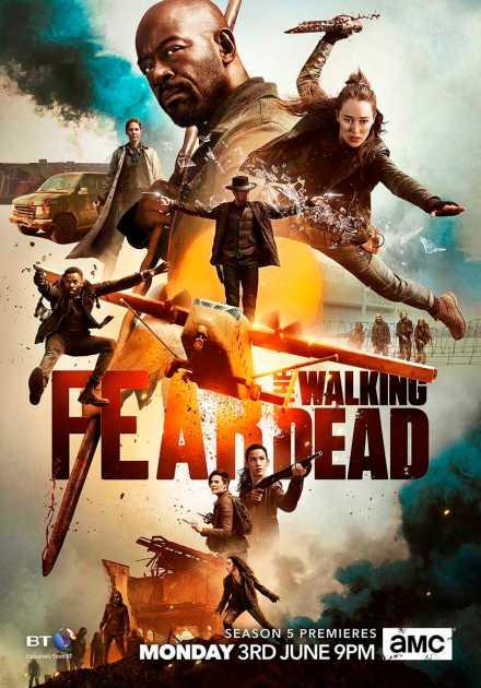 مسلسل Fear the Walking Dead الموسم الخامس – الحلقة 3