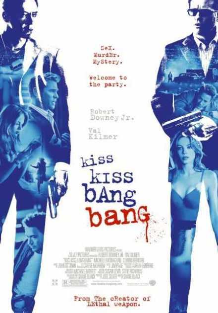 فيلم Kiss Kiss Bang Bang 2005 مترجم