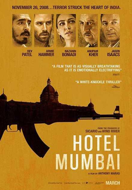 فيلم Hotel Mumbai 2018 مترجم