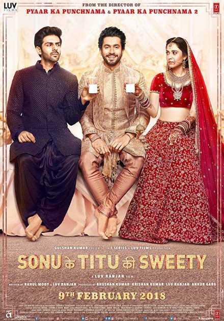 فيلم Sonu Ke Titu Ki Sweety 2018 مترجم