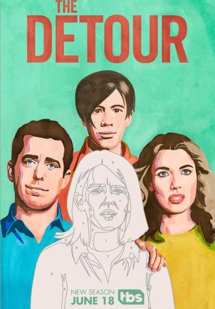 مسلسل The Detour الموسم الرابع