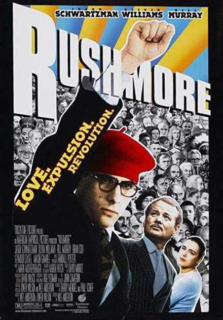فيلم Rushmore 1998 مترجم