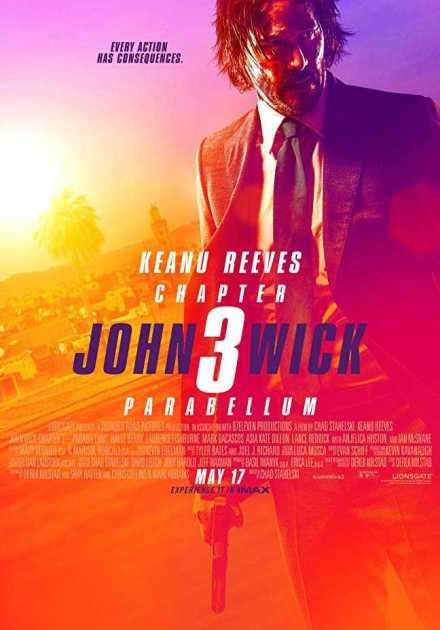 فيلم John Wick Chapter 3 Parabellum 2019 مترجم