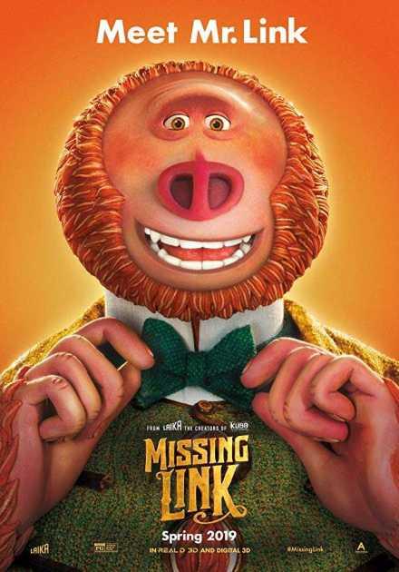 فيلم Missing Link 2019 مترجم