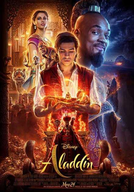 فيلم Aladdin 2019 مترجم