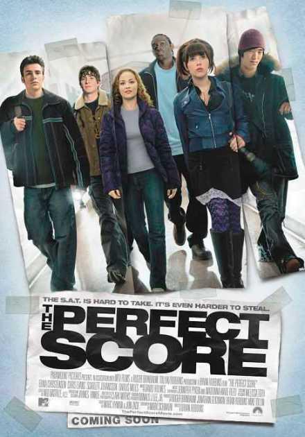 فيلم The Perfect Score 2004 مترجم
