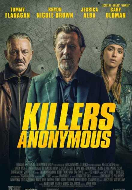 فيلم Killers Anonymous 2019 مترجم