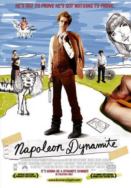 فيلم Napoleon Dynamite 2004 مترجم