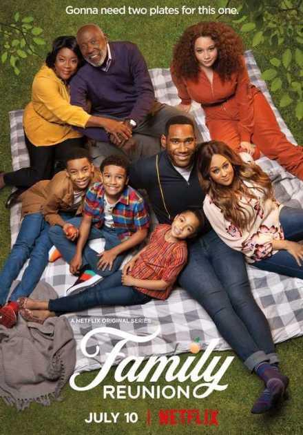 مسلسل Family Reunion