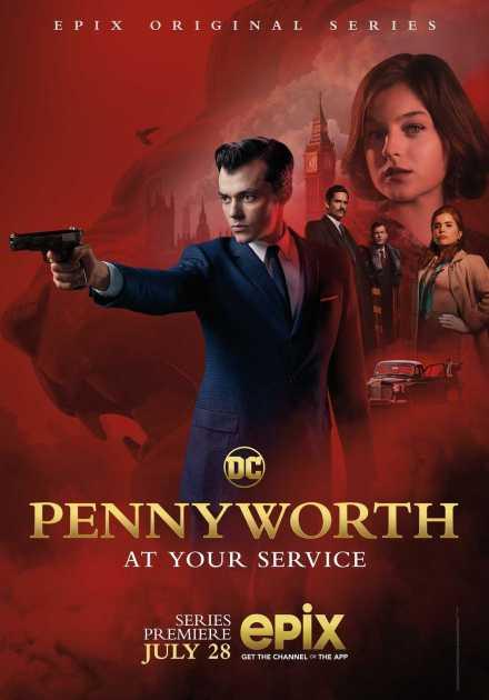 مسلسل Pennyworth الموسم الاول