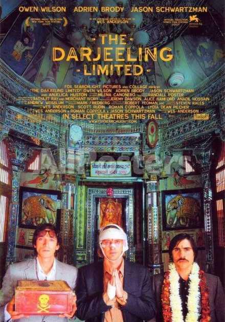 فيلم The Darjeeling Limited 2007 مترجم