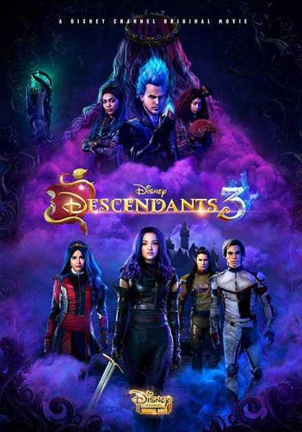 فيلم Descendants 3 2019 مترجم